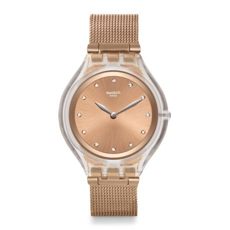 Montre Swatch Skin 40mm pour Femme SVUK102M - SKINELLI