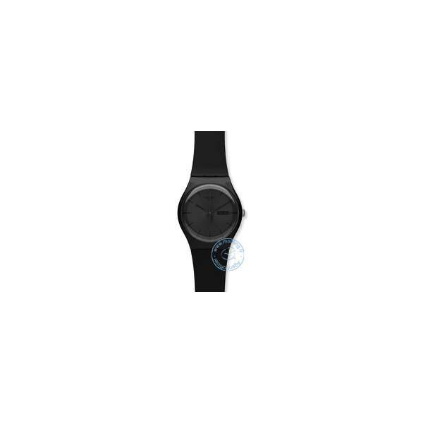 Montre Homme Swatch SUOB702 - BLACK REBEL