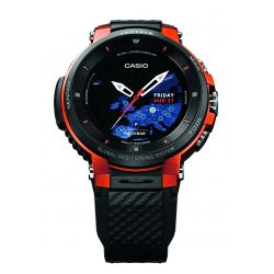 Montre Casio Pro Trek Smart - connectée WSD-F30-RGBAE
