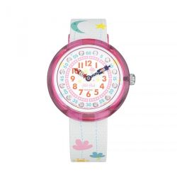 Montre Flik Flak pour Fille FBNP120 - HANGING CLOUDS