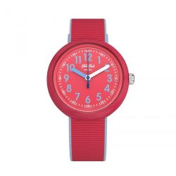 Montre Flik Flak pour Fille FPNP045 - COLOR BLAST RED