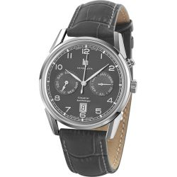 Montre Homme Lip automatique calendrier automatique 671591 - Himalaya 40