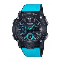 Casio G-Shock / Carbon Fiber Case / 64g GA-2000-1A2ER