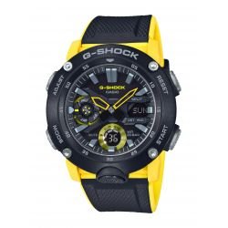 Casio G-Shock / Carbon Fiber Case / 64g GA-2000-1A9ER