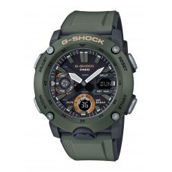 Casio G-Shock / Carbon Fiber Case / 64g GA-2000-3AER