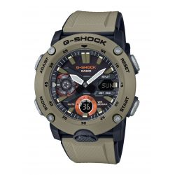 Casio G-Shock / Carbon Fiber Case / 64g GA-2000-5AER
