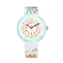 Montre Flik Flak pour Fille FBNP127 - TROPICAL FUN