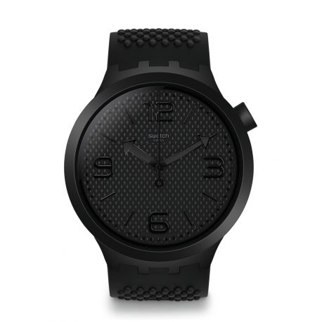 Montre Homme Swatch Big Bold SO27B100 - BBBLACK