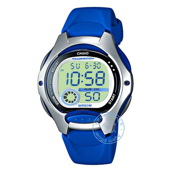 Montre Enfant Casio LW-200-2AVEF