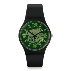 Montre Homme Swatch New Gent SUOB166 - YELLOWBOOST