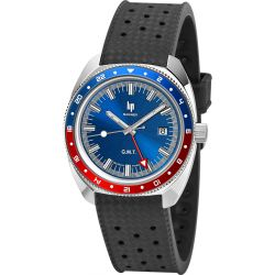 Montre Homme Lip 671371 - Marinier GMT