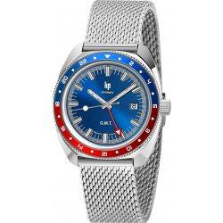 Montre Homme Lip 671372 - Marinier GMT