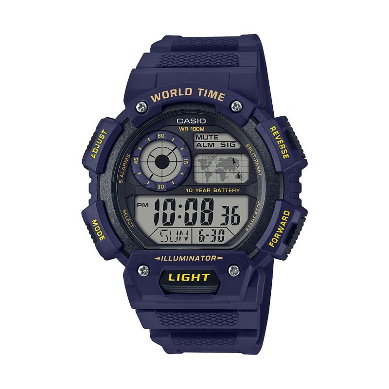 Acheter la montre digitale Casio Collection AE 1400WH 2AVEF  q2KQY