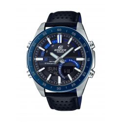 Montre Casio Edifice double affichage ERA-120BL-2AVEF