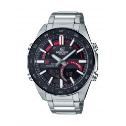 Montre Casio Edifice double affichage ERA-120DB-1AVEF