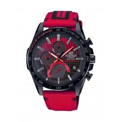 Montre Casio Edifice connectée Honda Racing EQB-1000HRS-1AER