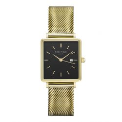 Montre Femme Rosefield The Boxy QBMG-Q06