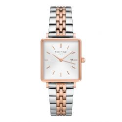 Montre Femme Rosefield The Boxy QVSRD-Q014