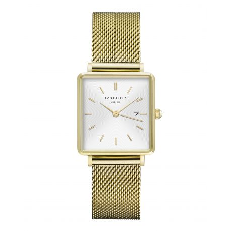 Montre Femme Rosefield The Boxy QWSG-Q03