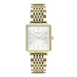Montre Femme Rosefield The Boxy QWSG-Q09