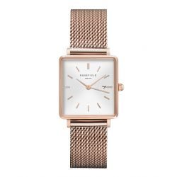 Montre Femme Rosefield The Boxy QWSR-Q01