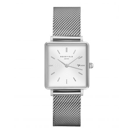 Montre Femme Rosefield The Boxy QWSS-Q02