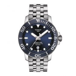 Montre Homme Tissot Seastar Powermatic 80 Silicium T1204071104101