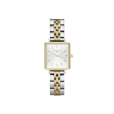 Montre Femme Rosefield The Boxy XS QMWSSG-Q023