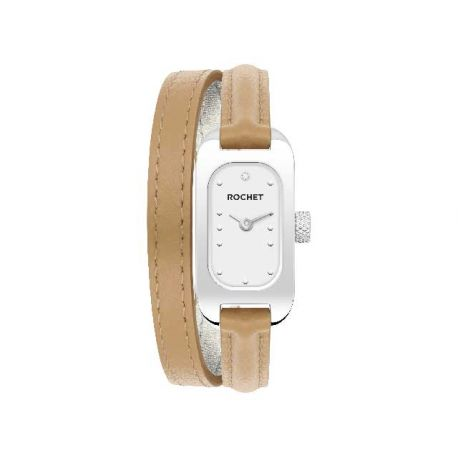 Montre Rochet rectangle pour femme M1AB301DT13