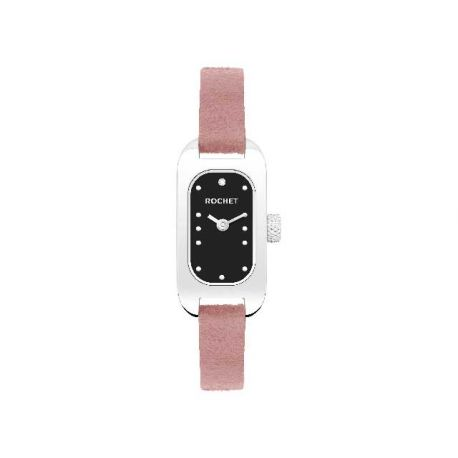 Montre Rochet rectangle pour femme M1AN378ST10
