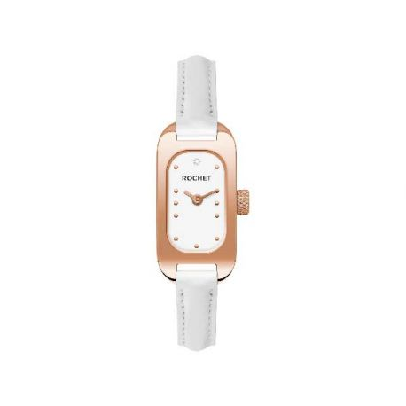 Montre Rochet rectangle pour femme M1RB301ST02