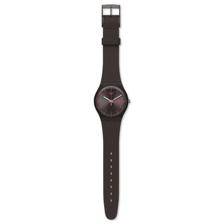 Montre Homme Swatch SUOC700 - BROWN REBEL