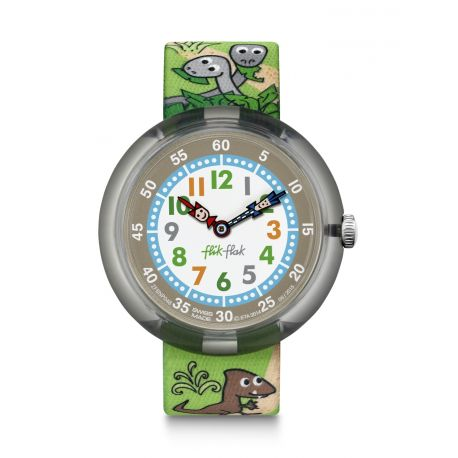 Montre Enfant Flik Flak FBNP048 - SAURUSES RETURN