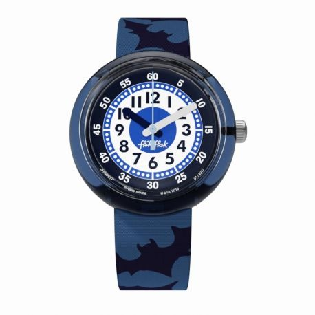 Montre Flik Flak pour Garçon FPNP017 - NIGHT GUARDS