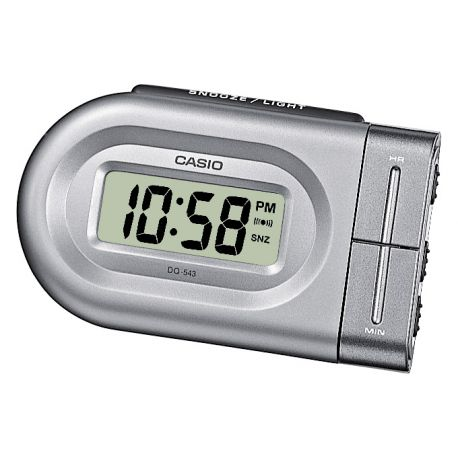 Réveil Casio digital DQ-543-8EF