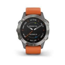 Montre Garmin Fenix 6 010-02158-14