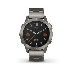 Montre Garmin Fenix 6 010-02158-23