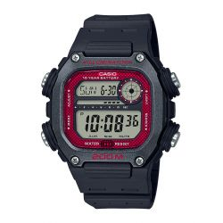 Montre Casio Collection pour Homme DW-291H-1BVEF