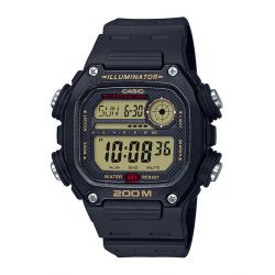 Montre Casio Collection pour Homme DW-291H-9AVEF