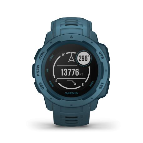 Montre Garmin Instinct Bleu lac 010-02064-04