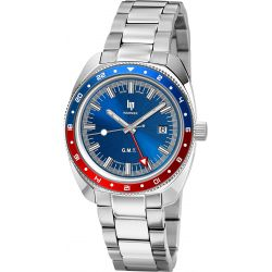 Montre Homme Lip 671373 - Marinier GMT