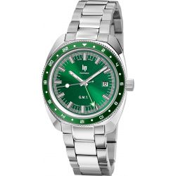 Montre Homme Lip 671374 - Marinier GMT
