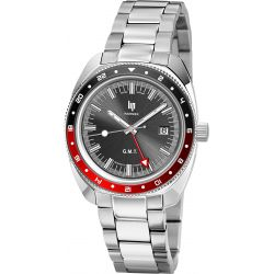 Montre Homme Lip 671375 - Marinier GMT