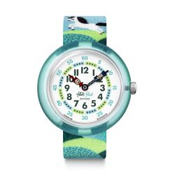 Montre Flik Flak pour Fille FBNP149 - PONY DAY