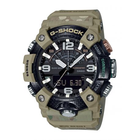 Montre Homme Casio G-Shock X British Army GG-B100BA-1AER