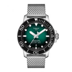 Montre Homme Tissot Seastar Powermatic 80 T1204071109100