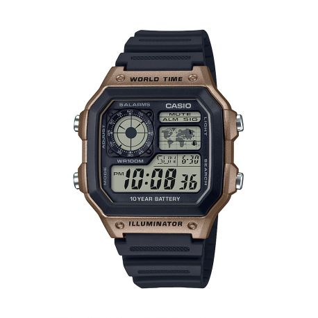 Montre Homme Casio Collection AE-1200WH-5AVEF