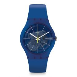 Montre Homme Swatch New Gent SUON142 - BLUE SIRUP