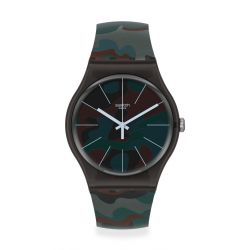Montre Homme Swatch New Gent SUOB175 - CAMOUCITY