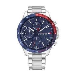 Montre Homme Tommy Hilfiger Bank 1791718